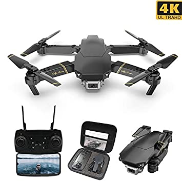 MeterMall M65 RC Drone con 4K / 1080P HD Cámara FPV WiFi Altitud ...