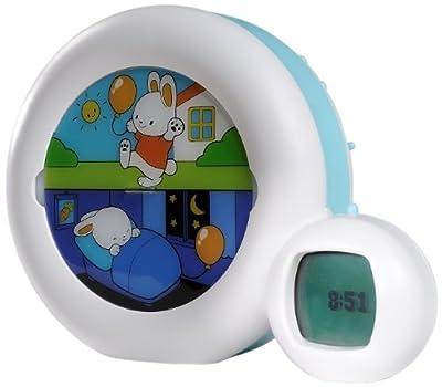 Claessens' Kids Kid'Sleep Moon Nightlight, White/Blue from Claessens' Kids