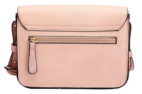 Small Apricot Bag School For Two Body Holiday Work Faux Tone College Handbags Ladies Cross Across Cross Nice Leather Bag 901 Shoulder Tote Women LeahWard® Body tA4wCqH