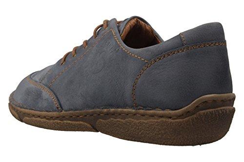 para Azul 540 Derby 02 Mujer Jeans de Zapatos Seibel Neele Cordones Josef 789 xqUSF4qw
