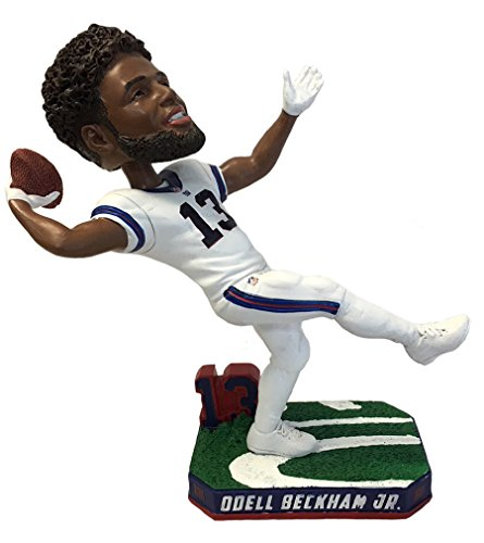 Forever Collectibles Odell Beckham Jr. New York Giants Special Edition Color Rush Bobblehead