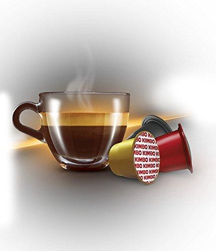 KIMBO BIO ORGANIC 120 Cápsulas compatibles con cafeteras Nespresso* (12 paquetes de 10 unidad): Amazon.es: Alimentación y bebidas
