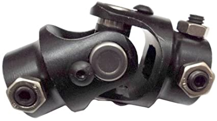 3//4-30 SPLINE TO 3//4 SMOOTH FOR WELDING 30 DEGREES OF USE ON STEERING SHAFT COLUMN BOX RACK HIGH STRENGTH BLACK OXIDE UNIVERSAL JOINT WITH NEEDLE BEARINGS NEW SOUTHWEST SPEED STEERING U-JOINT