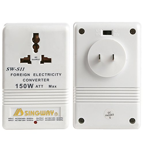Multiple Functions International Voltage Converter product image