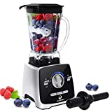 Professional Blender, POSAME 1400W High Speed Blende Blender for...