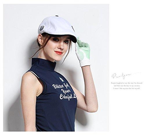 BG Lightweight Golf Cap for Women Summer Cap Sports Golf Running Tennis Hat Golf Bere Caps by BG (Image #3)