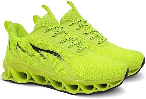 41QiNnreAVL. AC APRILSPRING Womens Walking Shoes Running Fashion Non Slip Type Sneakers    Product Description