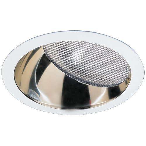 "Elco Lighting EL621G 7/"" CFL Wall Wash with Reflector and Regressed Prismatic Lens EL621 CFL"