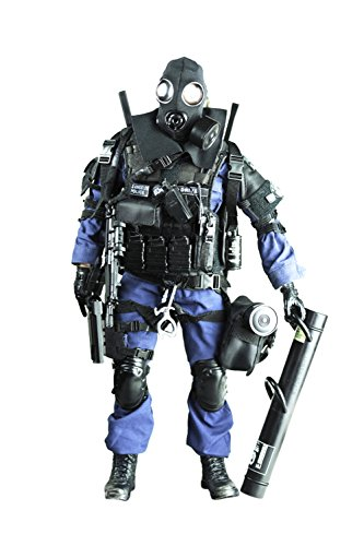 Military Inch 12 Figures (Phicen High-Grade 12