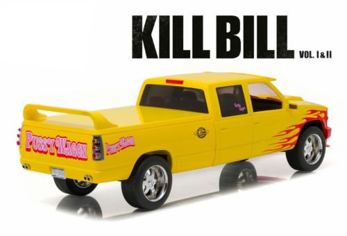Kill Bill Pussy Wagon Keychain Eastfront-Underground