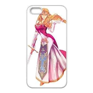 iPhone 4 4s Cell Phone Case White Super Smash Bros Princess Zelda 001 Ipdsj