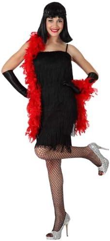 Atosa-15598 Disfraz Cabaret, color negro, XL (15598): Amazon.es ...