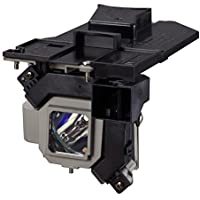 Electrified NP30LP Replacement Lamp with Housing for NEC Projectors