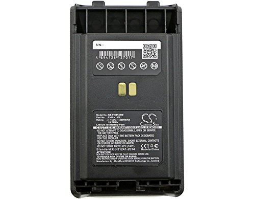 Bateria : Vertex FNB-V130LI FNB-V130LI-UNI Vertex VX-351 VX-