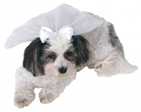 Rubies Costume Company Wedding Veil Pet Accessory