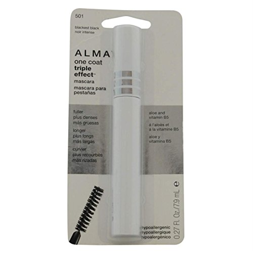 Almay Nourishing Mascara Blackest 501 product image