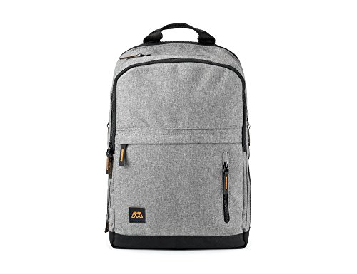 MOS Pack, The Backpack You Plug In to Charge Everything - NO MOS Reach+ Included, Granite by MOS (Image #1)