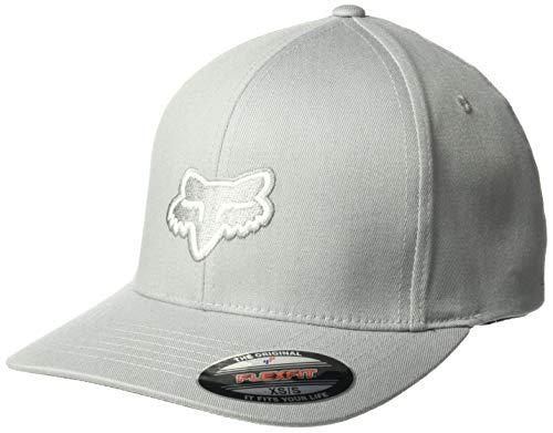 Fox Men's Legacy Flexfit HAT, Steel Gray, ()