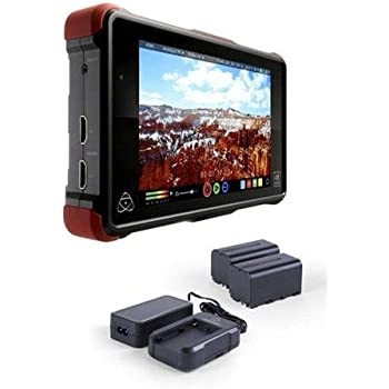 Amazon.com : Atomos Ninja Flame Kit (Includes 7-inch 10-bit ...
