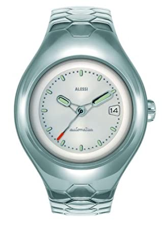 Alessi nuba by guido venturini watch clothing for Amazon alessi