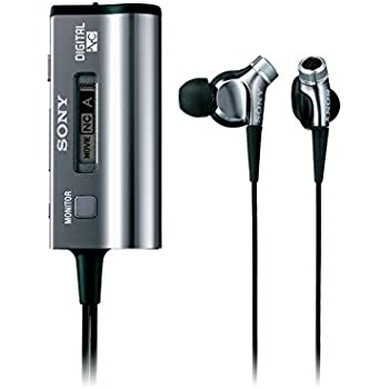 Amazon.com: Sony MDR-NC300D Headphones (Old Version): Home