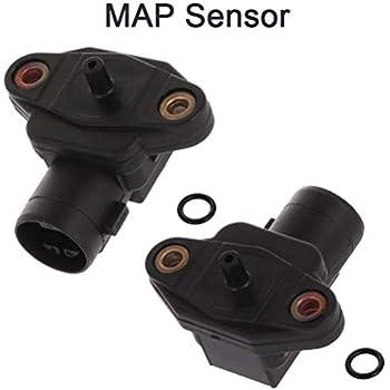 New Engine Map Manifold Sensor for Honda Civic Accord Del Sol 1.5L 1.6L 2.7L
