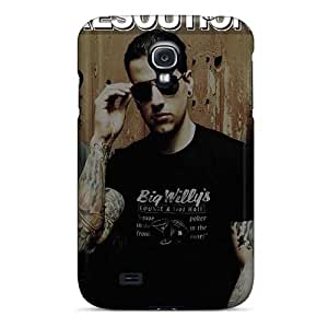 Best Hard Phone Cases For Samsung Galaxy S4 (Boc10648QdWl) Allow Personal Design Attractive Breaking Benjamin Skin
