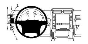 Brodit ProClip - Kit de coche para Lexus GX Series 10-14 (montaje izquierda)