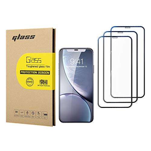 Glass Screen Protector Designed for iPhone 11 Screen Protector, iPhone XR Screen Protector(6.1\