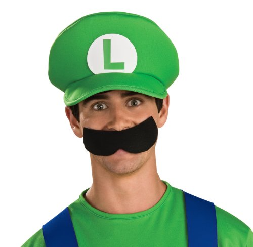 Super Mario Brothers, Deluxe Hat, Luigi for $<!--$24.79-->