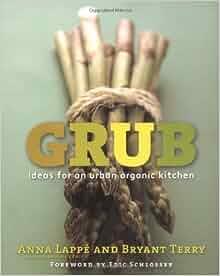 Grub Ideas For An Urban Organic Kitchen