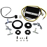FAST 700-0226 XR-700 Points-to-Electronic Ignition Conversion Kit for Domestic 4, 6 and 8 Cylinder Engines and VW/Bosch 009 Distributors
