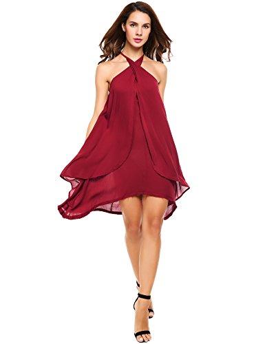 Cotton Strappy Dress - 4