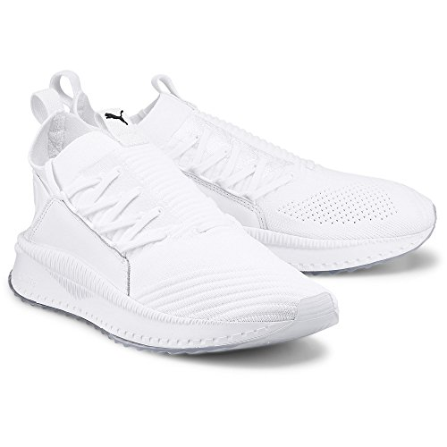 Puma Unisex Adults' Tsugi Jun White Trainers Bianco nicekicks cheap price 4uQVai1