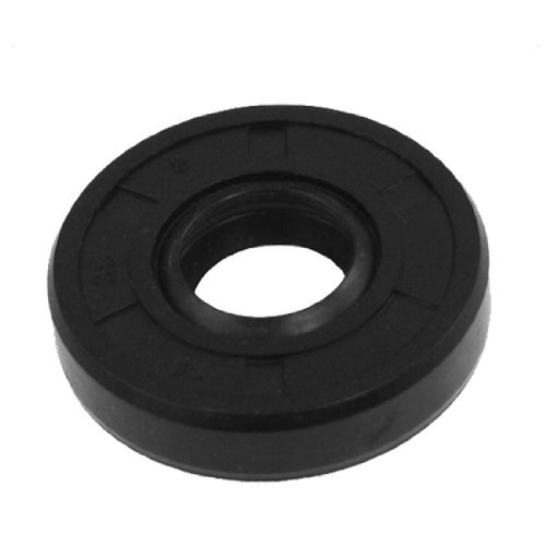 DealMux Spring Loaded Metric Rotary Shaft TC Oil Seal Double Lip 20x47x7mm
