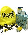 Outdoor Explorer Kit, Unique Kids Educational Toy Gift Set -Binoculars, Flashlight, Compass,...