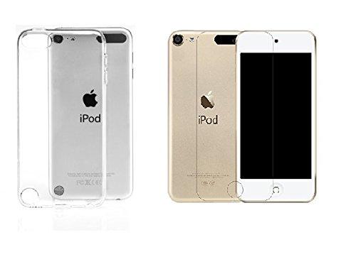 5 opinioni per Apple iPod Touch 5- COMBO Pellicola Proteggi-schermo in Vetro Temperato +