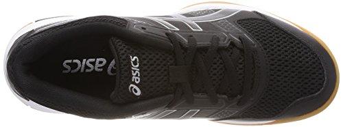 Scarpe Da Tennis Indoor Asics Gel-rocket 8 Limited Edition Nero / Nero / Bianco