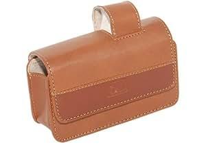 Delamax - Funda para Ricoh GX200 y GX100, diseño retro, color marrón