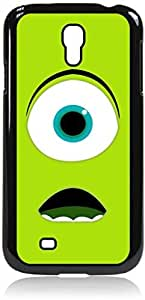 Wazowski- Hard Black Plastic Snap - On Case-Galaxy s4 i9500 - Great Quality!