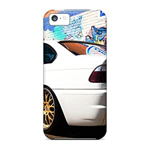 Premium Bmw M3 E46 Back Cover Snap On Case For Iphone 5c