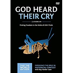 God Heard Their Cry Video Study: Finding Freedom in the Midst of Life's Trials