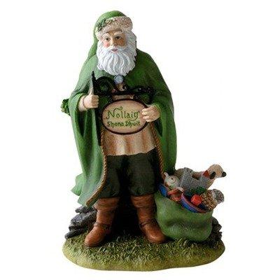 Nativity Pottery Figurine Set - 9