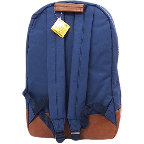 mochila trabajo mochila para el la de bolsas Original para pingüino de escuela hombre gimnasio diseño Azul de New para de cuerdas PWBfwxAzq