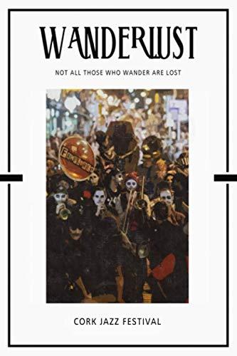 Cork Jazz Festival: Trip Visit Souvenirs Bullet Journal Dot Grid BuJo Daily Planner (Best Trip Journal App)