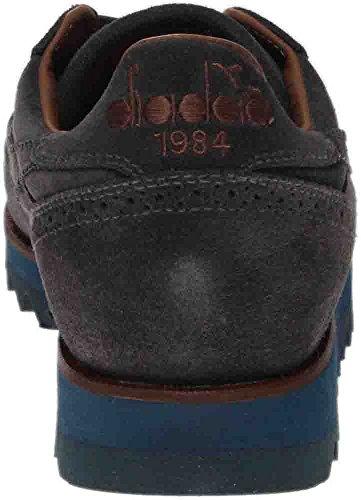 DIADORA zapatilla modelo Trident Track Brogue Gris 41