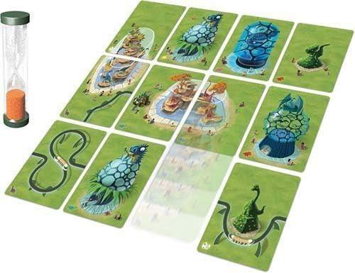 Z-man Games España- Mesozooic - Español, Color (ZM003ES): Amazon.es: Juguetes y juegos