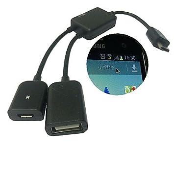 zzll8451 zzll8451 Todo en 1 OTG Smart Kit de conexión de tarjeta ...