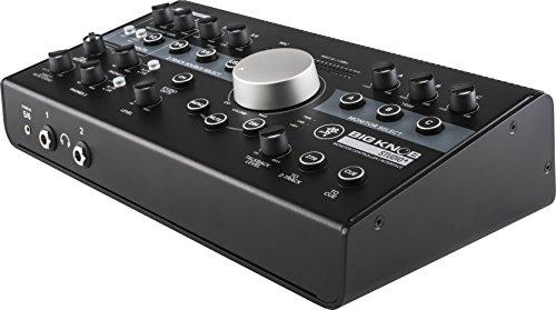 Mackie Audio Interface, 4x3 (BIG KNOB STUDIO PLUS)