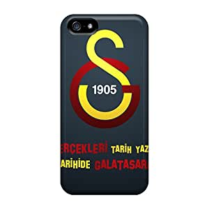 Awesome Galatasaray Flip Case With Fashion Design For Iphone 5/5s